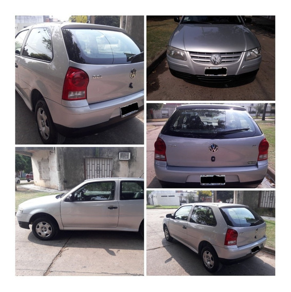 Volkswagen Gol Power Nafta Mt 2009