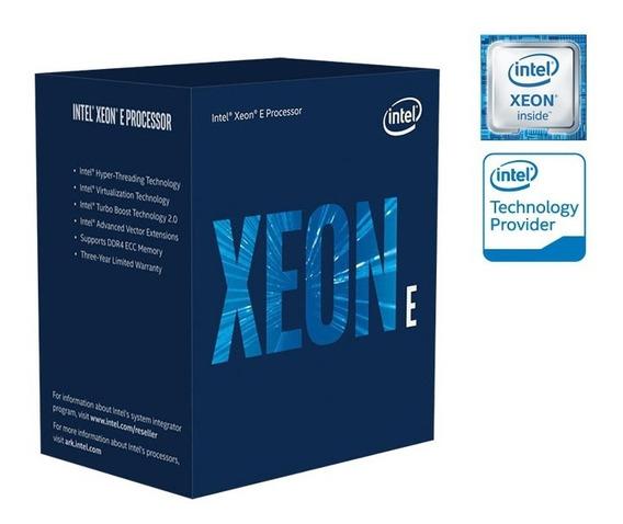 Processador Xeon E-2100 Quad Core E2124g 3,40ghz 8mb Lga1151