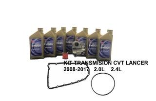Kit Afinación Cvt 7 Litros Eneos Jf011e Lancer 2008-2017 Tra