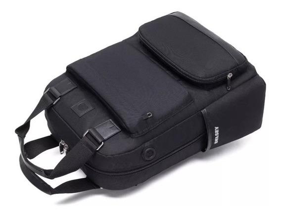 Mochila Delsey Legere Porta Notebook 15.6 Pulgadas