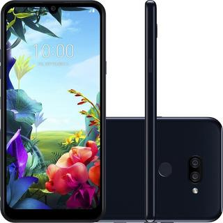 Smartphone Lg K40s 32gb Dual Chip Android 9 Tela 6.1 Octa C