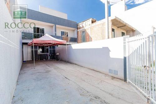 Sobrado Com 2 Dormitórios À Venda, 75 M² Por R$ 260.000,00 - Pinheirinho - Curitiba/pr - So0124