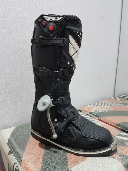 Botas Cross Fly Maverick Negro Killamet