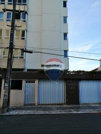 Apartamento Com 2 Dormitórios Para Alugar, 57 M² Por R$ 1.800/mês - Boa Vista - Recife/pe - Ap0911