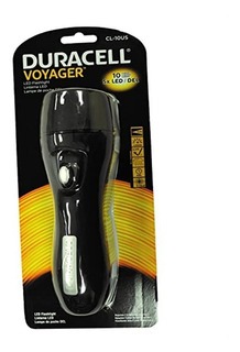Linterna Led Duracell Voyager Cl-10us