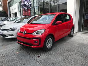 Volkswagen Up! Move Rojo 0km 2019