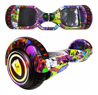 Motorskate Patineta Electrica Hoverboard Bt Diseños Dimm F21
