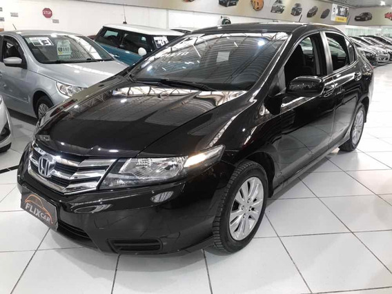 Honda City Lx 1.5 16v Flex - 2013