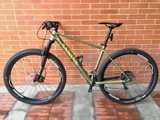 Bicicleta Grand Canyon Al Slx 8.0 Modelo 2018 Talla L