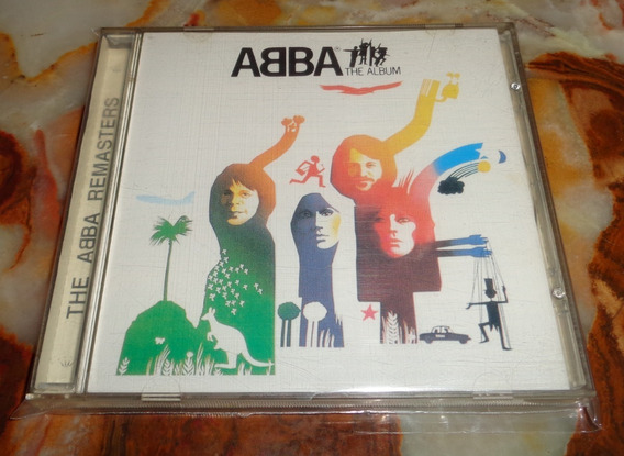 Abba - The Album - Cd Arg.