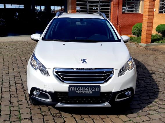 Peugeot 2008 Allure 1.6 Flex Automático
