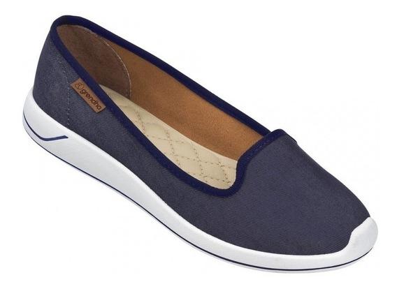 Tênis Grendha Shape Slipper Jeans (skechers) 17327