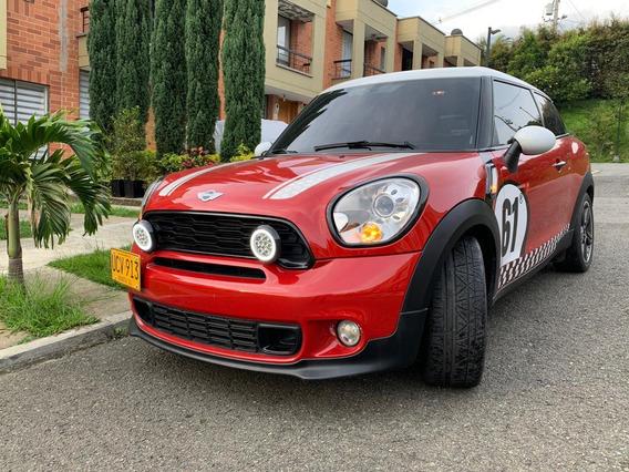 Hermoso Mini Cooper Paceman S (km:37.000)