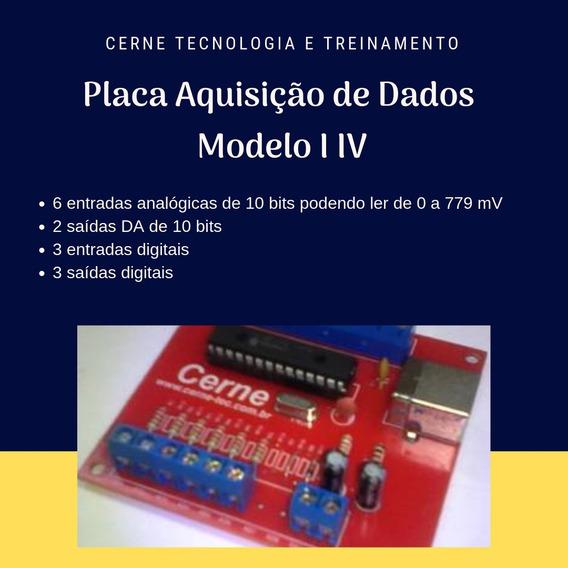 Placa Aquisição De Dados I Low Voltage (lv)