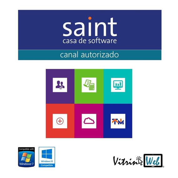 Renovación Sistemas Saint