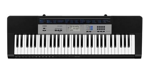 Casio Ctk1550 Teclado 5 Octavas Principiante Sonidos Ritmos