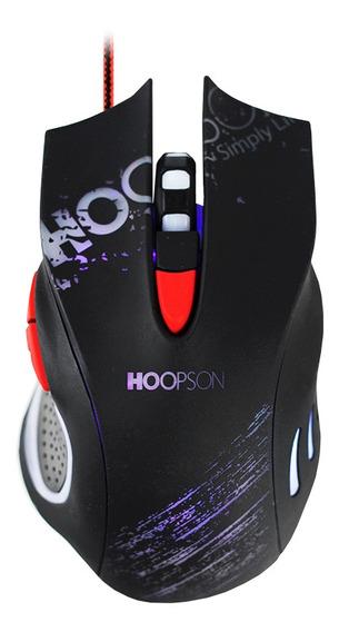 Mouse Gamer Profissional Sensor Avago A3050 Dpi 2400 Rgb