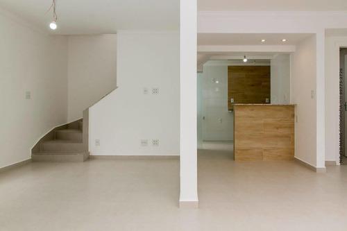 Imagem 1 de 14 de Campo Grande- Sobrado Novo-2 Suites-churr-s/garagem