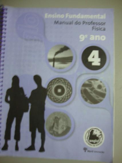Livro Ensino Fundamental Física - 9º Ano - Vol 4 - 2012