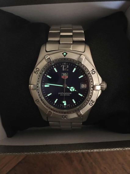 Reloj Tag Heuer 2000 (profesional 200 M)