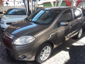Fiat Palio Essence 1.6 Dualogic 4 Portas 2013 Cinza