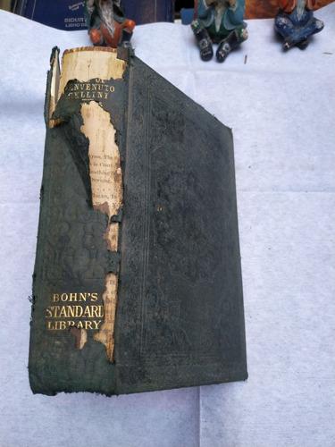 Imagen 1 de 8 de Memoirs Benvenuto Cellini 1888 Thomas Boscoe