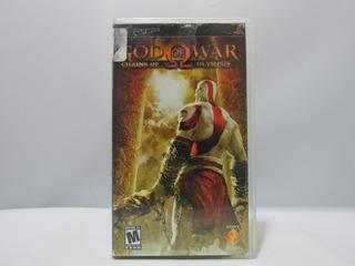 God Of War: Chains Of Olympus - Psp ¡fisico-usado!