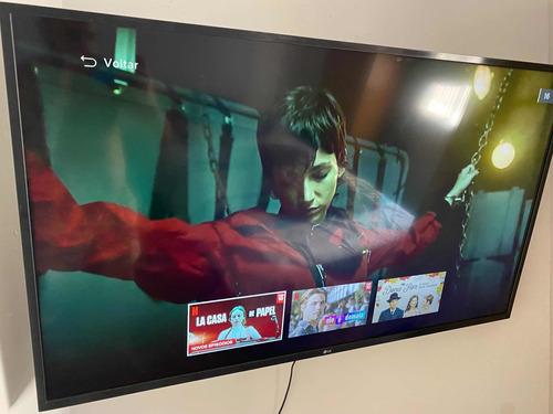 Imagem 1 de 3 de Smart Tv LG 50