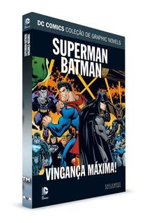 Coleção Hq Dc Comics Coleção Superman Batman N 37
