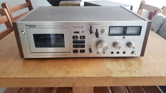 Technics Stereo Cassette Deck 677