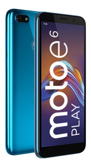 Motorola E6 Play 2gb Ram 32gb Rom Azul Safira