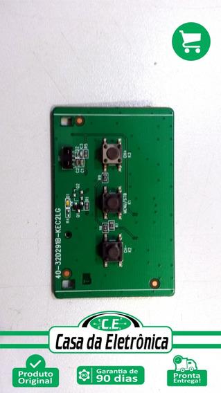Teclado Sensor Semp Toshiba L40d2900f / E248779
