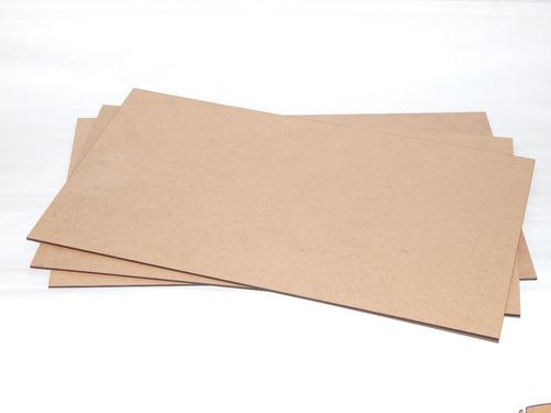 Placa Mdf Fibrofacil De 9mm Trupan 2,75 X 1,83 Mts