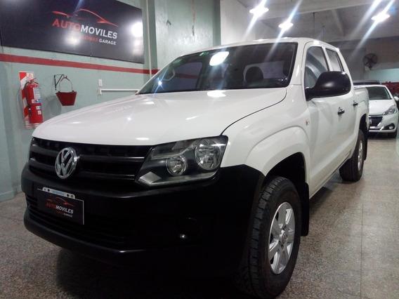 Volkswagen Amarok 2.0 4x2 Startline Antic $699000 Y 36 Ctas