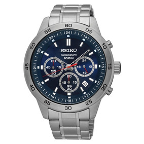 Relógio Cronógrafo Masculino Seiko Sks517b1