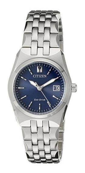 Reloj Citizen Ew2290-54l Plateado