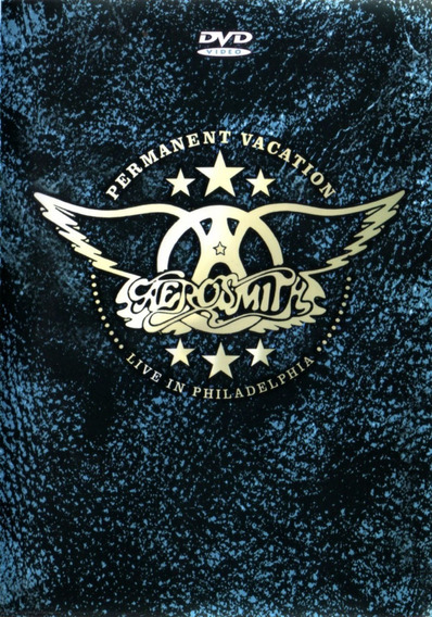 Aerosmith Permanent Vacation Live In Philadelphia / Dvd Orig