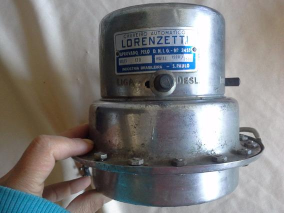 Chuveiro De Ferro Automático Lorenzetti Cod 133