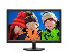 Monitor Led Philips 223v5lhsb2 21,5