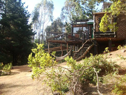 Arriendo Casa Cabaña Playa Las Docas Laguna Verde Valparaiso