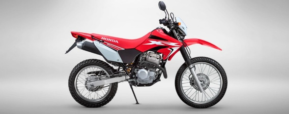 Honda Xr 250 Tornado 2020 División Ruedas Oficial