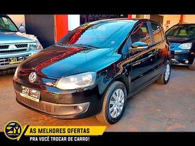 Volkswagen Fox Bluemotion 1.6 Prata 2013