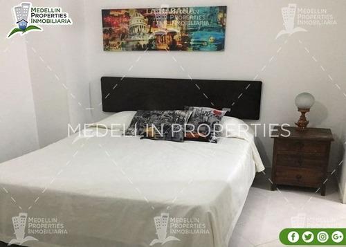 Apartamentos Amoblados Medellin Mensual  Cód: 4169