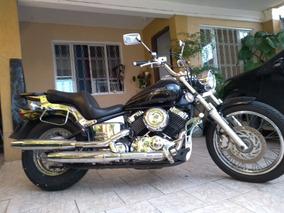 Yamaha Dragstar 650 Cunston
