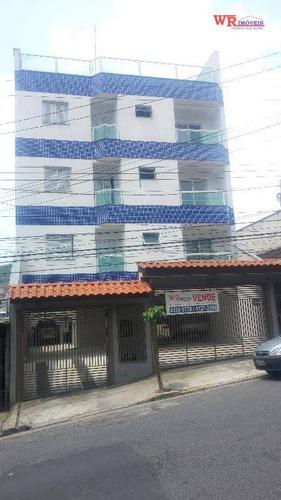 Cobertura À Venda, 142 M² Por R$ 570.000,00 - Jardim Silvina - São Bernardo Do Campo/sp - Co0275