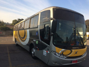 Ônibus Comil Campione Volvo B7r 3.45 2011 350.000km Aurovel