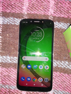 Celular Moto G7 Play Nuevo