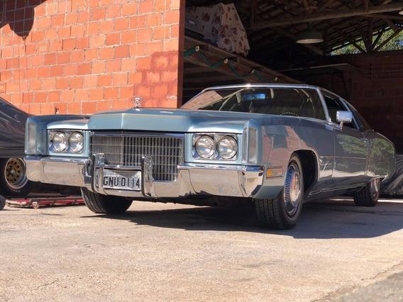 Cadillac Eldorado 1971 , V8 , Lowrider , Impala