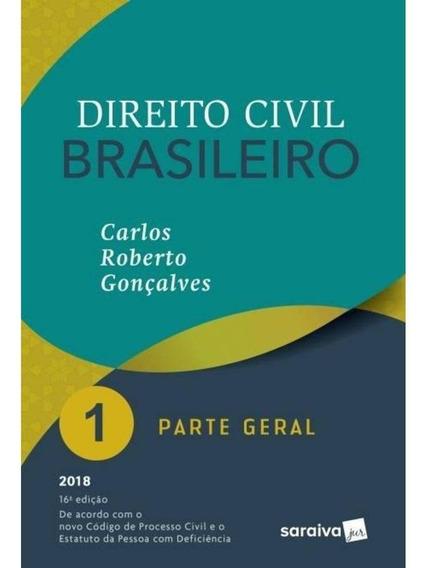 Direito Civil Brasileiro 1 Parte Geral