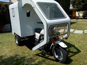 Motocarro Caja Cerrada Modelo 2013
